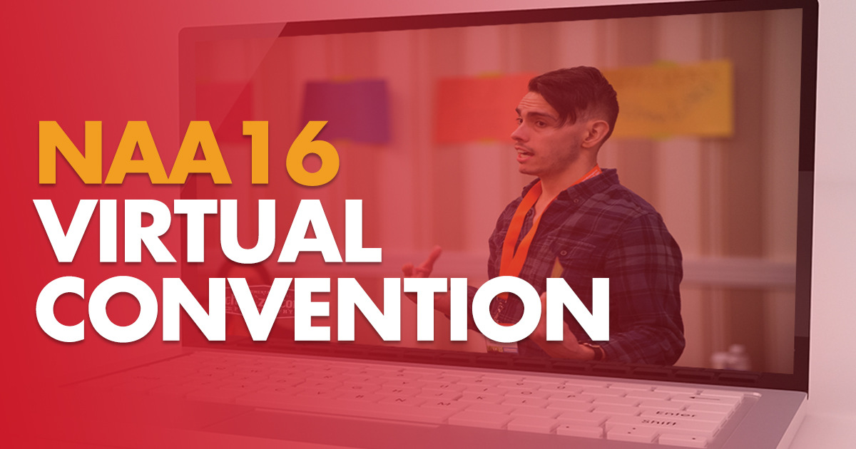 Virtual Convention 2016 Recap