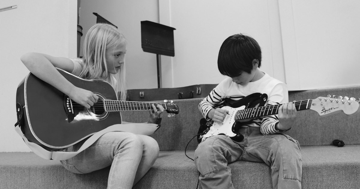 Rock Afterschool with Three Fundamental Values of Music Education