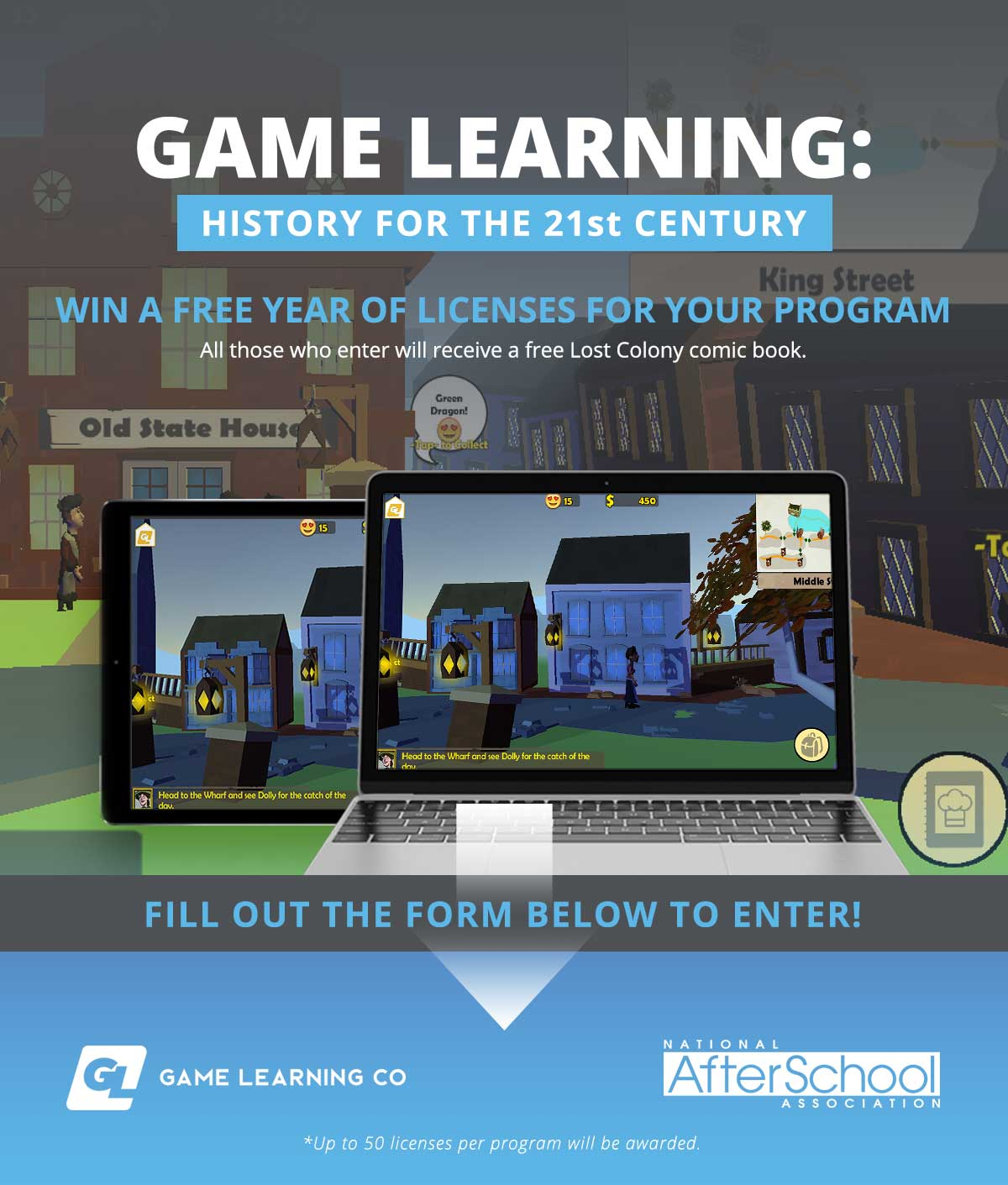 GameLearningContest EntryPage UPDATE4