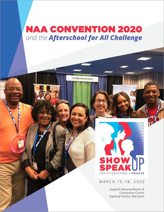 NAA Convention Program Book
