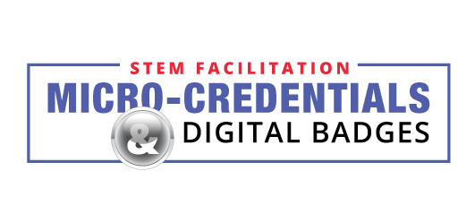 STEM Facilitation Microcredentials Logo