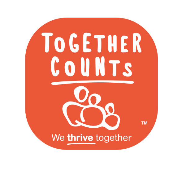TogetherCounts weblogo