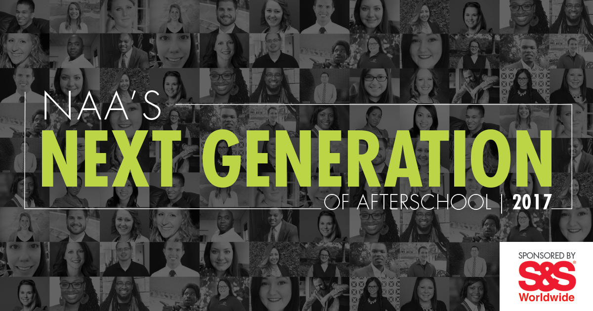 2017 Next Generation in Afterschool Honorees Announced