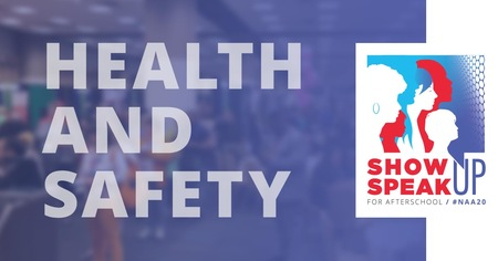 Health and Safety at NAA20