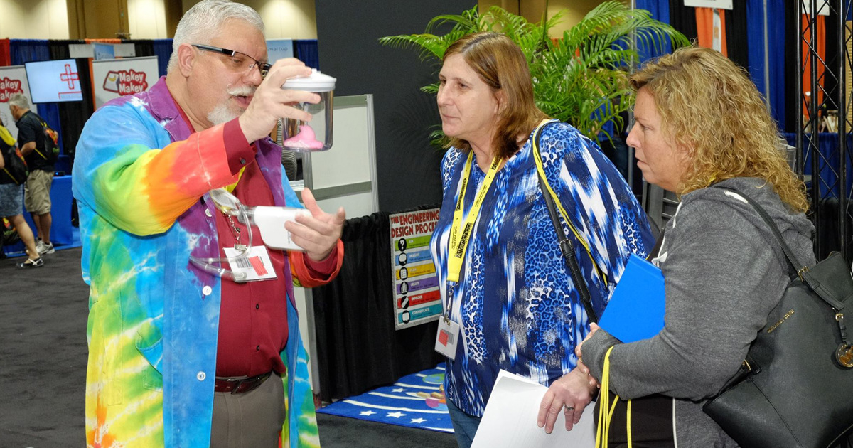 Step Up Your STEM Game at NAA17