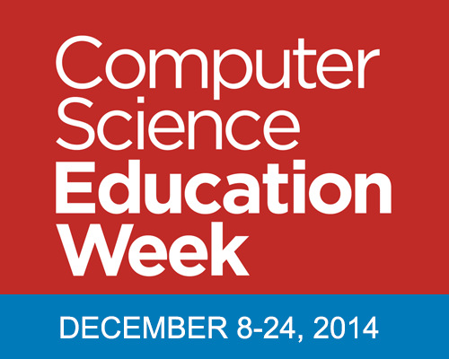 December 8 – 14: National Computer Science Week