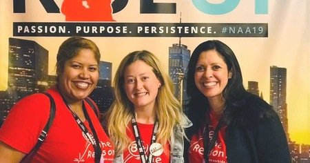 Passion, Purpose, Persistence: Highlights from NAA19
