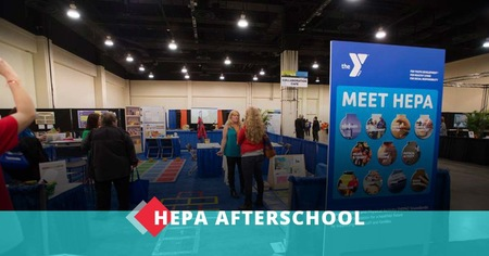 HEPA Afterschool: Rise Up at NAA19!