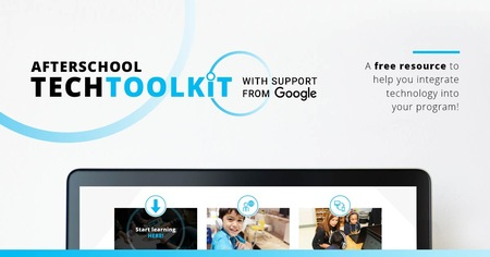 NAA Releases Afterschool Tech Toolkit to Support Digital Learning and Technology Access in Afterschool