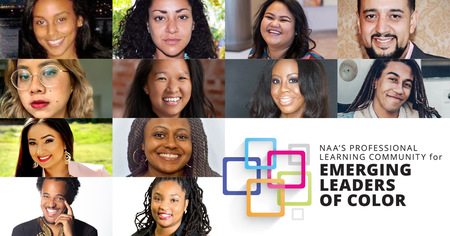 Introducing National Afterschool Association's Emerging Leaders of Color Professional Learning Community 2020 Cohort