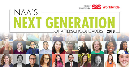 2018 Next Generation in Afterschool Honorees Announced