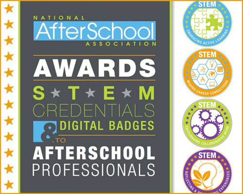 NAA Awards STEM Credentials