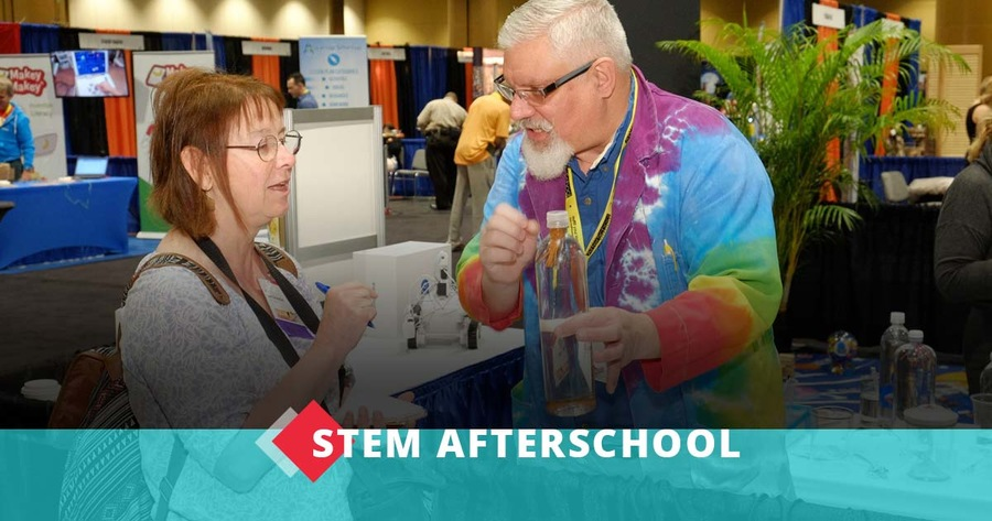 STEM in Afterschool: Rise Up at NAA19!