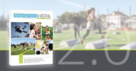 Support Healthier Afterschool With This New Tool