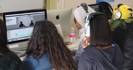 Giving Youth a Voice with Digital Media Skills