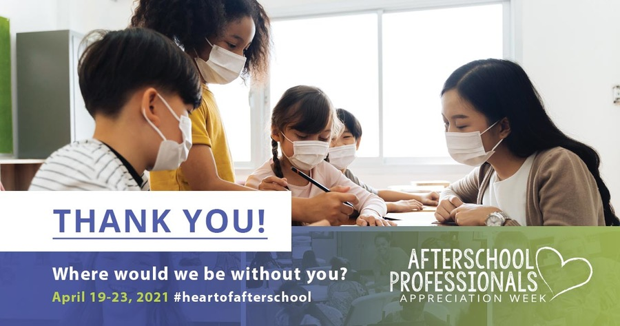 You Are the Heart of Afterschool
