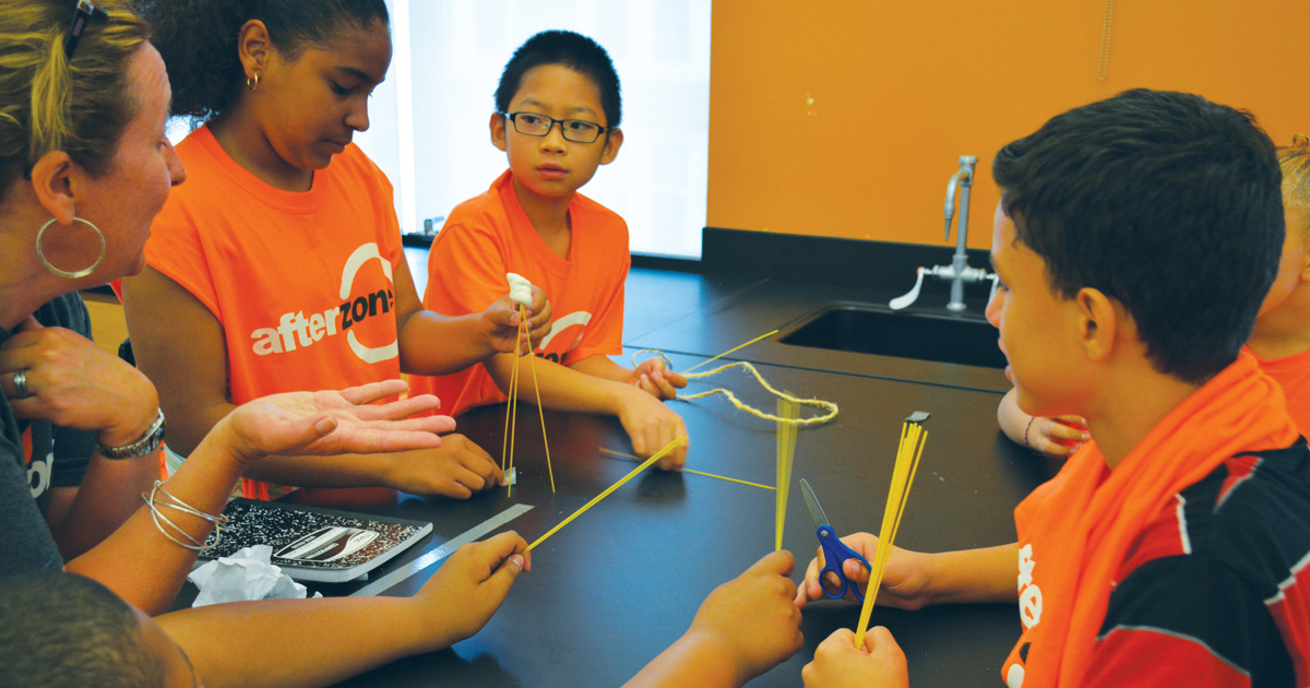 Share Your STEM and HEPA Success During Lights On Afterschool