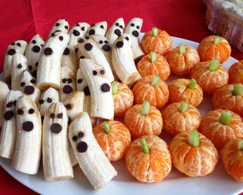 Spooky (But Healthy) Halloween Treats