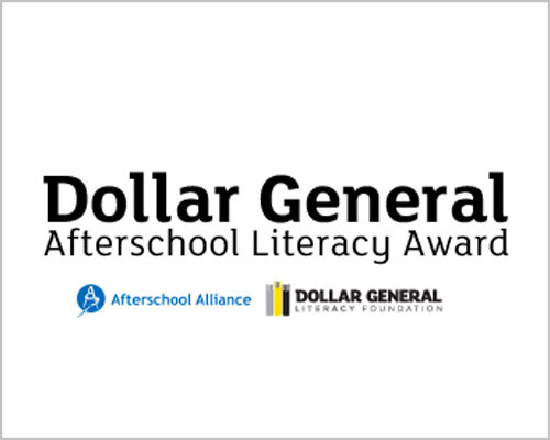 Dollar General Afterschool Literacy Award