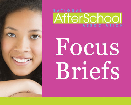 Afterschool Quality Briefs Available for Download