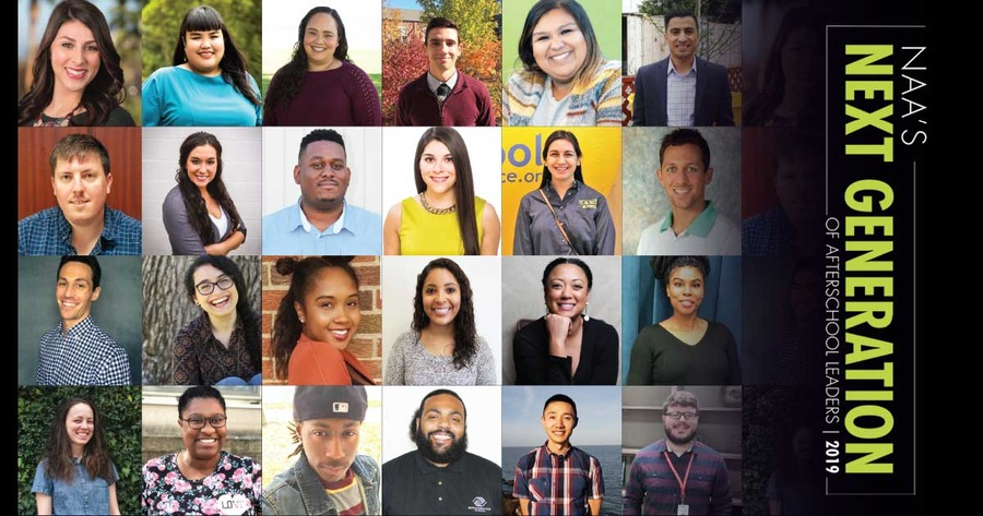 2019 Next Generation in Afterschool Leaders Announced