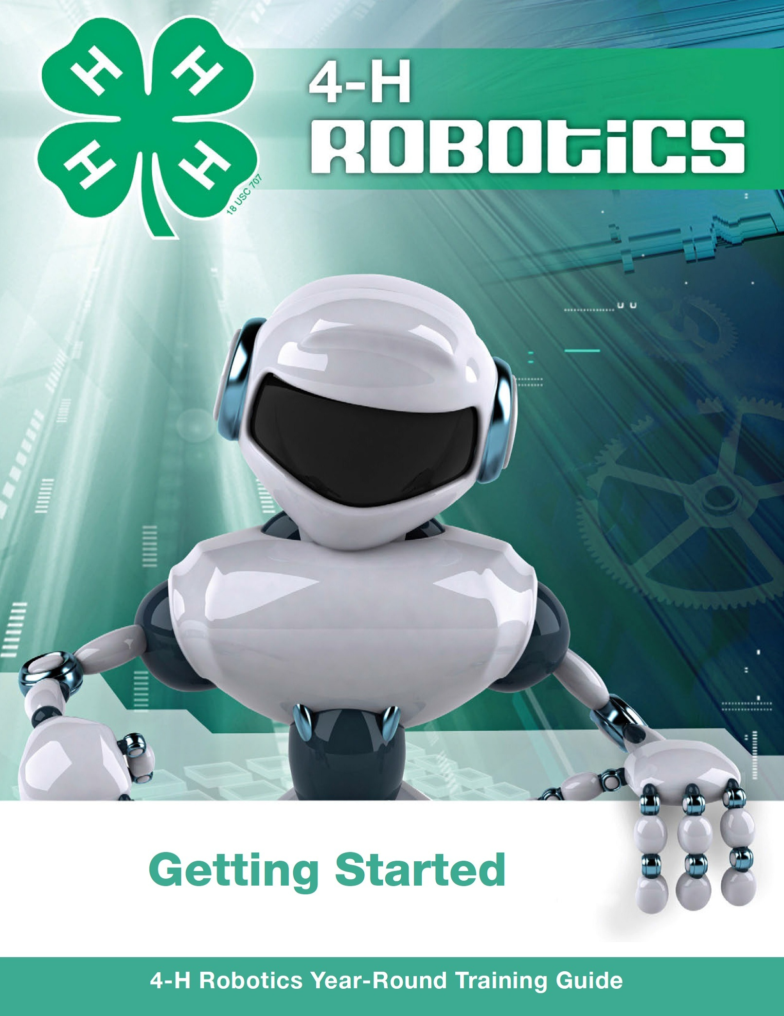 Robotics – Getting Started Guide from 4-H Youth Development Experts