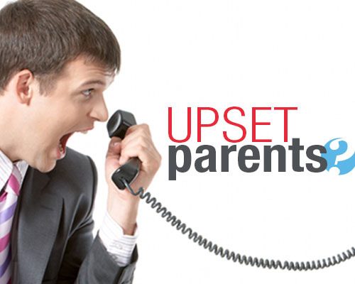 5 Steps for Handling Upset Parents