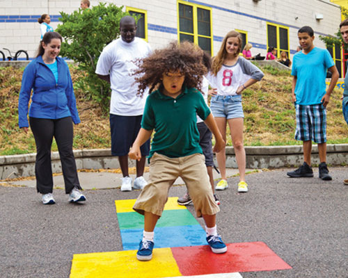 Afterschool a Key Opportunity to Promote Healthy Habits
