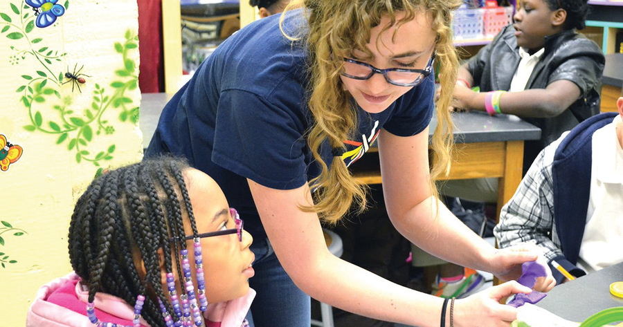 Project-Based Learning and STEM Afterschool