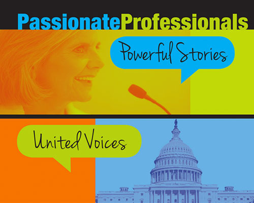 #NAA2015: Passionate Professionals and Powerful Stories!