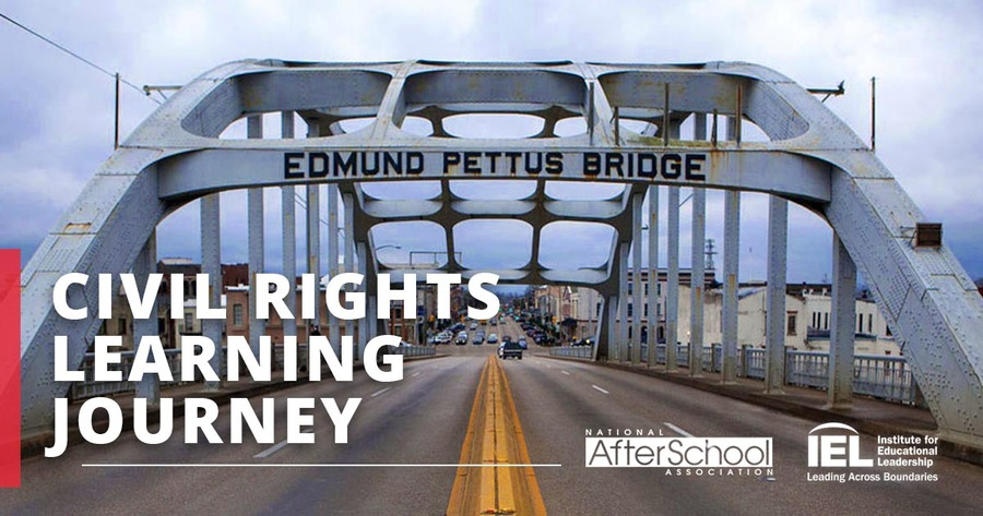 Join Us On a Civil Rights Learning Journey this November