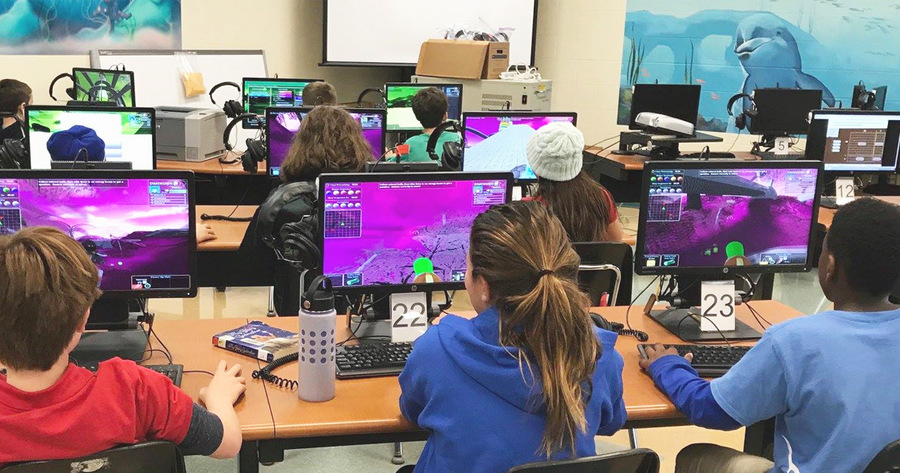 Educational Video Games in Afterschool Make a Positive Impact