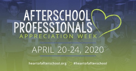 What's in Store for Afterschool Professionals Appreciation Week This Year