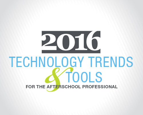 Afterschool Tech Trends 2016