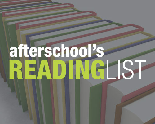 What's Afterschool Reading This Summer?